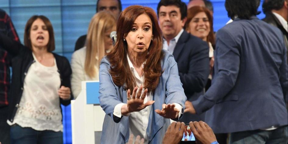 """Cristina: """"Unidad Ciudadana es la base de la construcción de la alternativa a este gobierno"""""""