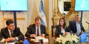El acuerdo con el PJ confirmó la centralidad política de Macri