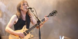 Dolor en el mundo del rock: murió Malcolm Young, cofundador de AC/DC