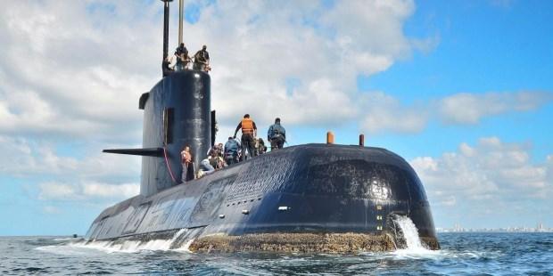 Las malas condiciones climáticas que afectan la búsqueda del submarino continuarán otras 48 horas