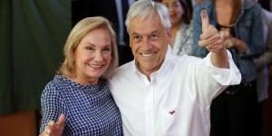 Piñera se impone en las presidenciales de Chile pero sin mayoría para evitar el balotaje