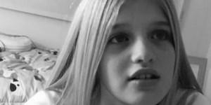 Murió Justina, la nena de 12 años que esperaba un corazón