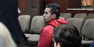 """Joel Fernández, de 20 años, alias """"Chavito""""."""