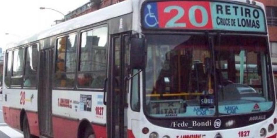 Amplían la cantidad de pasajeros que podrán viajar en el transporte público