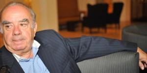 Varela Ortega es presidente honorario de la Fundación José Ortega y Gasset-Gregorio Marañón. Fue recibido por su amigo, el empresario Florencio Aldrey