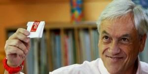 Sebastián Piñera volverá a gobernar en Chile tras ganar el balotaje
