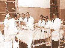 Médicos que dieron su nombre a los hospitales porteños