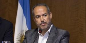 Roberto Moro, Secretario de Políticas Integrales sobre Drogas de la Nación Argentina (SEDRONAR).