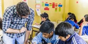 Para cambiar el modelo, el foco de la enseñanza debe estar no tanto en los contenidos sino en el aprendizaje de los estudiante.