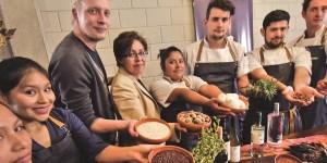 Los sabores bolivianos llegan al Vaticano