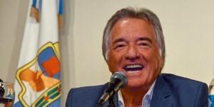 Barrionuevo asumió formalmente la intervención del PJ