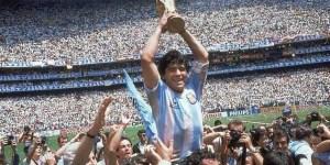México 86, la última alegría mundialista argentina.