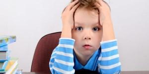El estrés infantil pone en peligro el corazón
