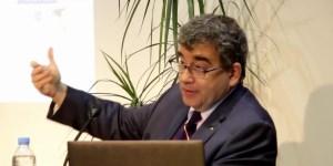 """""""La operación que se hizo, la respuesta de esta semana que involucró al Banco Central, fue muy profesional, muy sólida"""", asegura José Siaba Serrate."""
