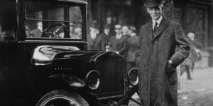 """La """"línea de ensamblaje"""" de los frigoríficos inpiró a Henry Ford. Su gran mérito fue la aplicación obsesiva."""