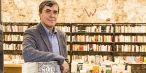 Mircea Cartarescu fue galardonado este año con el prestigioso Premio Formentor.