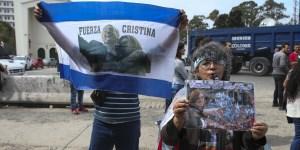 Cristina Kirchner sigue siendo la dirigente peronista con mayor intención de voto.