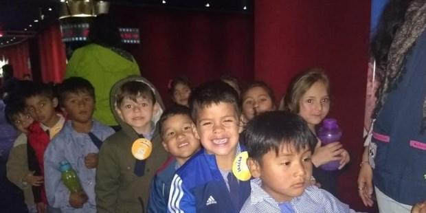 La primera vez en el cine de 2000 chicos