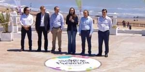 """Vidal: """"Todos somos parte de un equipo que quiere que Mar del Plata tenga más turismo"""""""