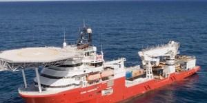 El buque que busca al ARA San Juan se dirige a un nuevo punto de interés