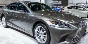Finalmente, Lexus llegó a la Argentina