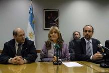 La diputada Vázquez presentó un proyecto para distinguir a ex combatientes de Malvinas