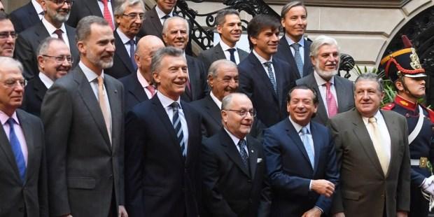 Resultado de imagen para argentina empresarios y estado