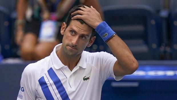 Djokovic Fue Descalificado Del Us Open Por Golpear Con Un Pelotazo A Una Jueza De Linea Deportes Diario La Prensa