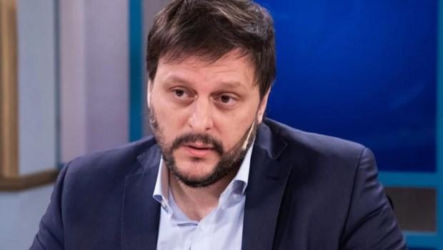 """Santoro: """"Están alentando a que suban los alimentos para generarle un daño electoral al Gobierno"""""""