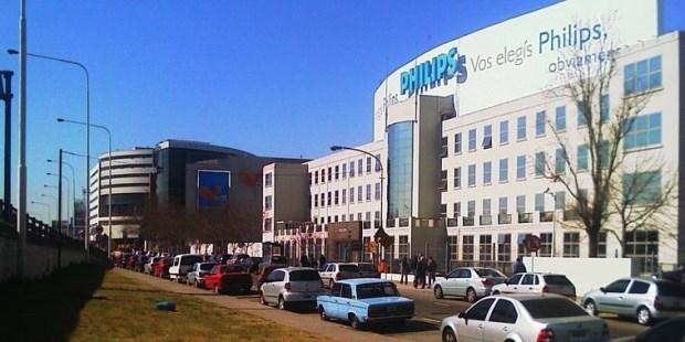 Irsa Compr El Edificio De Philips En 29 Millones Dlares
