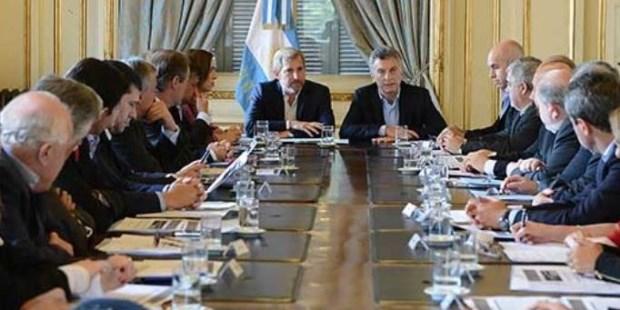 Resultado de imagen para reunion de gobernadores