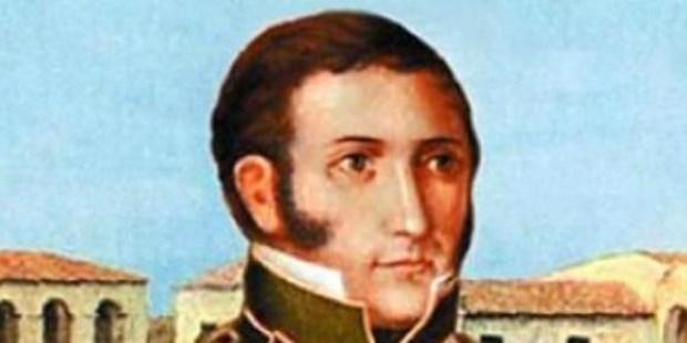 """Manuel Dorrego. 1787-1828. """"Fue apóstol, vivió como héroe y murió como mártir"""""""
