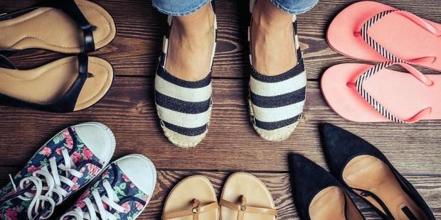 6ceb51c7 Por qué hay que proteger a los pies de los calzados de verano ...